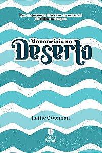 Livro Mananciais No Deserto – Azul