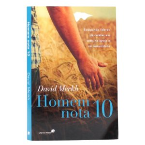Livro Homem Nota 10 - David Merkh - United press