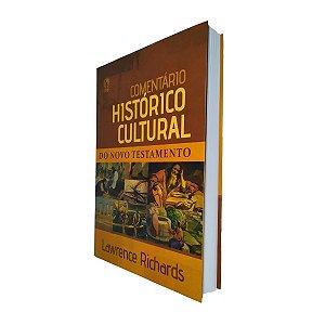 Livro Comentário Histórico Cultural do Novo Testamento CPAD