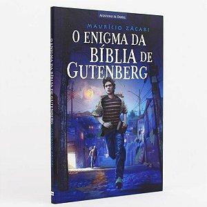 Livro O Enigma De Gutenberg - Maurício Zágari
