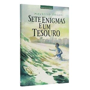 Livro Sete Enigmas E Um Tesouro - Mundo Cristão