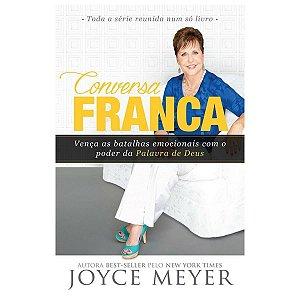 Livro Conversa Franca - Volume Único - Joyce Meyer
