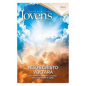 Revista Lições Bíblicas Jovens Aluno 4º Trimestre de 2021