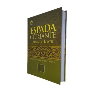 Livro Espada Cortante - Orlando Boyer - CPAD