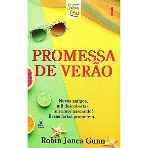 Livro Promessa De Verão - Robin Jones Gunn - Betânia
