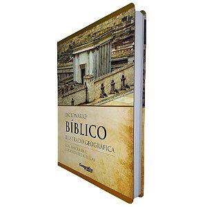 Dicionário Bíblico Ilustrado Capa Dura - Editora Geográfica
