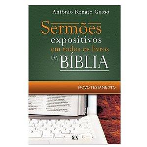Livro Sermões Expositivos NT - Antônio Renato Gusso