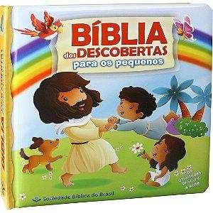 Bíblia Das Descobertas Para Os Pequenos - Sbb