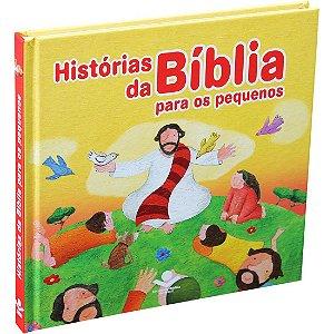 Histórias Da Bíblia Para Os Pequenos - Sbb