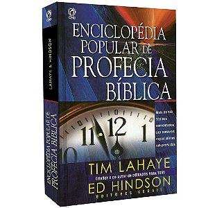 Enciclopédia Popular De Profecia Bíblica - Lahaye & Hindson - Cpad