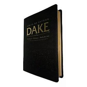 Bíblia de Estudo Dake - Preta - Atos