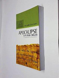 Livro Apocalipse - Hernandes Dias Lopes - Hagnos