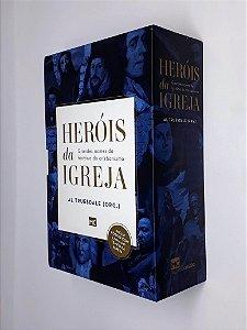 Box Heróis da Igreja - Mundo Cristão