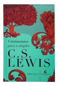 Livro Cristianismo Puro E Simples - C. S. Lewis - Thomas