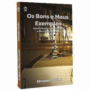 Livro De Apoio Os Bons e Maus Exemplos 4º Trimestre 2020