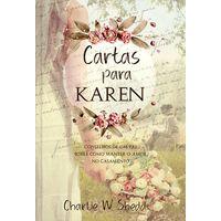 Livro Cartas para Karen  - Charlie W. Shedd - Editora Pão Diário
