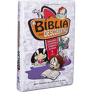 A Bíblia Das Descobertas Ntlh Rosa