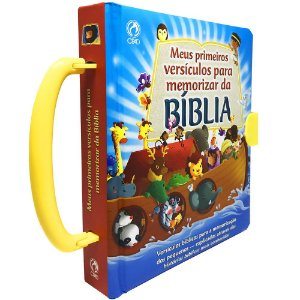 Meus Primeiros Versículos Para Memorizar Da Bíblia - CPAD