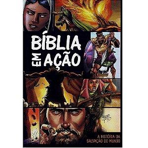Bíblia Em Ação Capa Dura - Geográfica