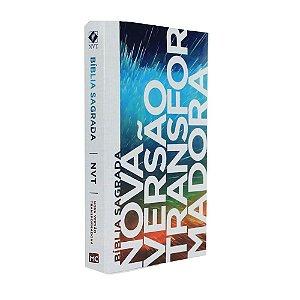 Bíblia Sagrada NVT Luzes - Mundo Cristão Brochura