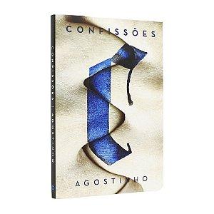 Livro Confissão Clássicos -  Agostinho de Hipona