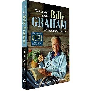 Dia A Dia Com Billy Graham Brochura - Pão Diário