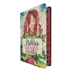 Bíblia Da Garota Cristã NTLH Aquarela - Thomas Nelson