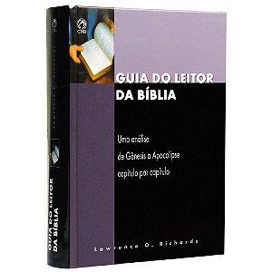 Livro Guia Do Leitor Da Bíblia - Lawrence O. Richards - Cpad