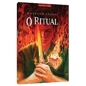 Livro O Ritual - Aventuras de Daniel - Maurício Zágari