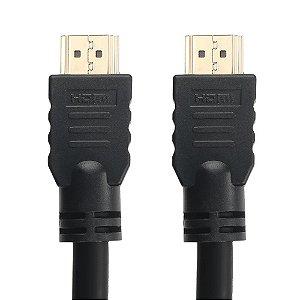 CABO HDMI MULTILASER 1.4 20MT PRETO