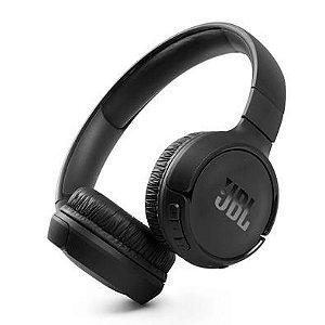 FONE DE OUVIDO ON EAR BLUETOOTH JBL TUNE 510BT PRETO
