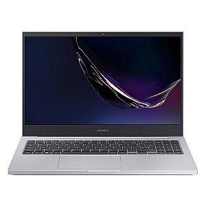 NOTEBOOK SAMSUNG BOOK X50 15.6POL I7-10510U 8GB RAM  NVIDIA MX110 GDDR5 2GB 1TB HD WIND 10 PRATA