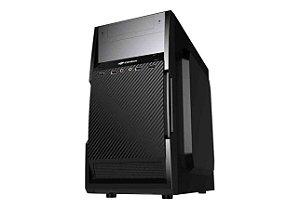 COMPUTADOR FTECH PENTIUM GOLD G5400 4GB RAM DDR4 SSD 120GB S/ SISTEMA PRETO