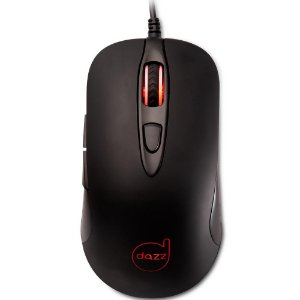 MOUSE GAMER RELOAD USB 2.0 3200DPI DAZZ
