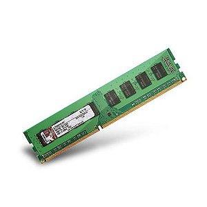MEMORIA P/ DESKTOP KINGSTON 4GB DDR3 1.5V KVR1333D3N9/4G 1333MHZ