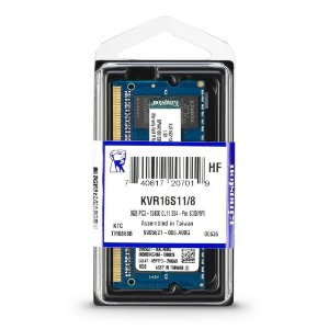 MEMORIA KINGSTON PARA NOTEBOOK 8GB DDR3 1600MHz