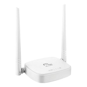 ROTEADOR MULTILASER WIRELESS 300MB IPV6 2.4Ghz 2 ANTENAS BRANCO