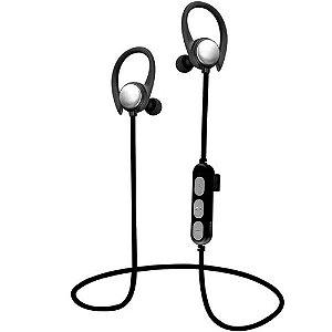 FONE DE OUVIDO EARPHONE MAX SPORT BLUETOOTH V4.2 PRETO