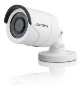 CAMERA HIKVISION EXTERNA 720P 2.8MM IR 20M TURBO