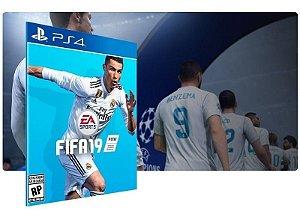 JOGO FIFA 2019 PS4
