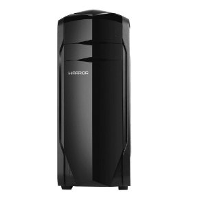 GABINETE WARRIOR WENDAT GAMER 3 BAIAS USB 2.0 PRETO