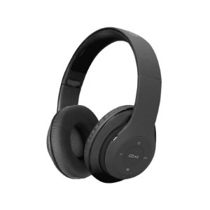 FONE DE OUVIDO HEADPHONE BLUETOOTH KLIP PULSE KHS-628BK PRETO
