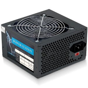 FONTE POWER STATION 400W REAL FT-400W BIVOLT CHAVEADA
