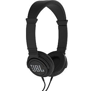 FONE DE OUVIDO JBL HEADPHONE C300 PRETO JBLC300SIBLK