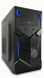 COMPUTADOR BRX I5 4GB 500GB WIND10PRO PRETO&AZUL