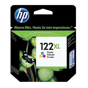 CARTUCHO DE TINTA CH564HB HP 122XL COLORIDO