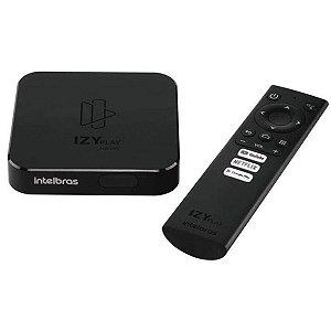 SMART TV BOX & CONVERSOR DIGITAL INTELBRAS IZY PLAY WIFI HDMI 1GB PRETO