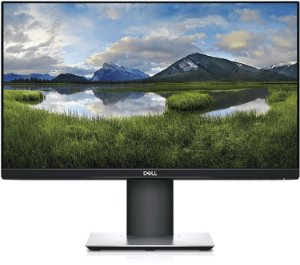 "MONITOR DELL LED 21.5"" C/ RETROILUMINAÇÃO FULL HD HDMI VGA DISPLAY PORT P2219H"
