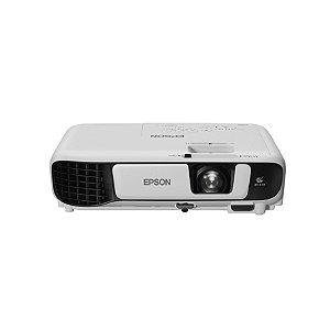 PROJETOR EPSON POWERLITE X41+ 3600 LUMENS HDMI USB WI-FI V11H843024 BRANCO