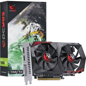 PLACA DE VIDEO PCYES NVIDIA GEFORCE GTX 1050 TI 4GB GDDR5 PA1050TI12804G5DF